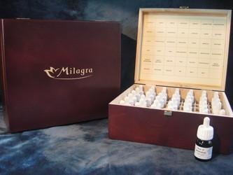 Caja de stock de Milagra